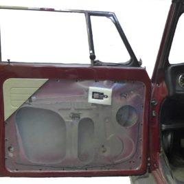 Türinnenfolien VW Käfer Cabrio Baujahr vor 1967 – 1980