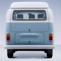 VW bus foils