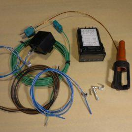 Zylinderkopf Temperatur Überwachung ZKT Stage 1.1 – 12 Volt