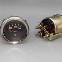 CHT cylinder head temperture monitoring